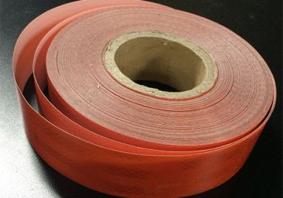 Reflective Tape Orange (Sold By The Metre) 50mm Wide