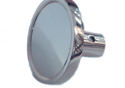 Knob Pin Type Brake Chrome