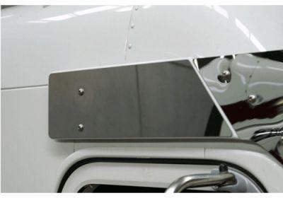 Sun Visor Side Panel Insert To Suit Freightliner Argosy