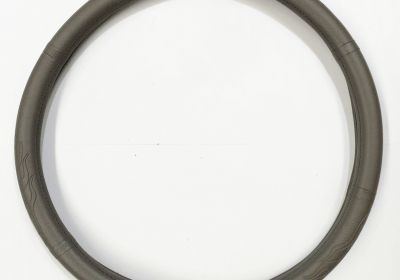 Steering Wheel Cover Gray 18 Inch