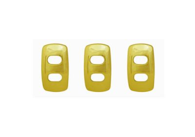 Switch Cover Gold Post 2008 3 pack