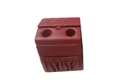 Middle Seat Console Maroon Universal
