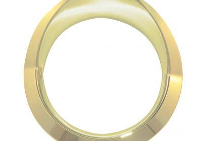 Gauge Cover Pyrometer Gold
