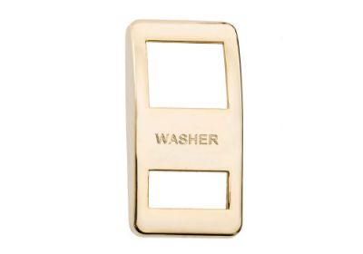 Switch Cover Gold Washer