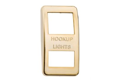 Switch Cover Gold Hook Up Lights
