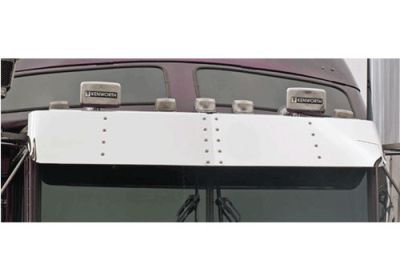Sun Visor 13 Inch To Suit Kenworth T400/C509/T600/T650/T658/T659/T900/T950
