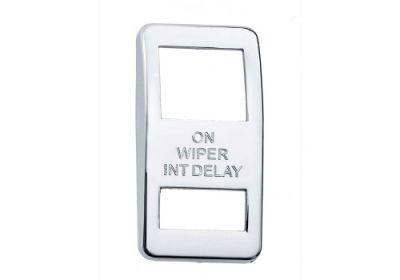 Switch Cover Chrome Wiper Intermidiate Delay