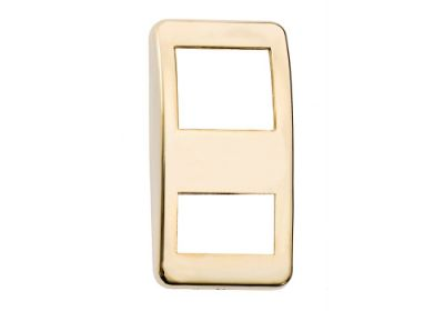 Switch Cover Gold Plain