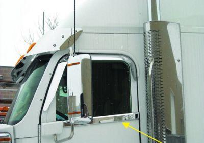 Under Window Trim To Suit Freightliner Coronado114